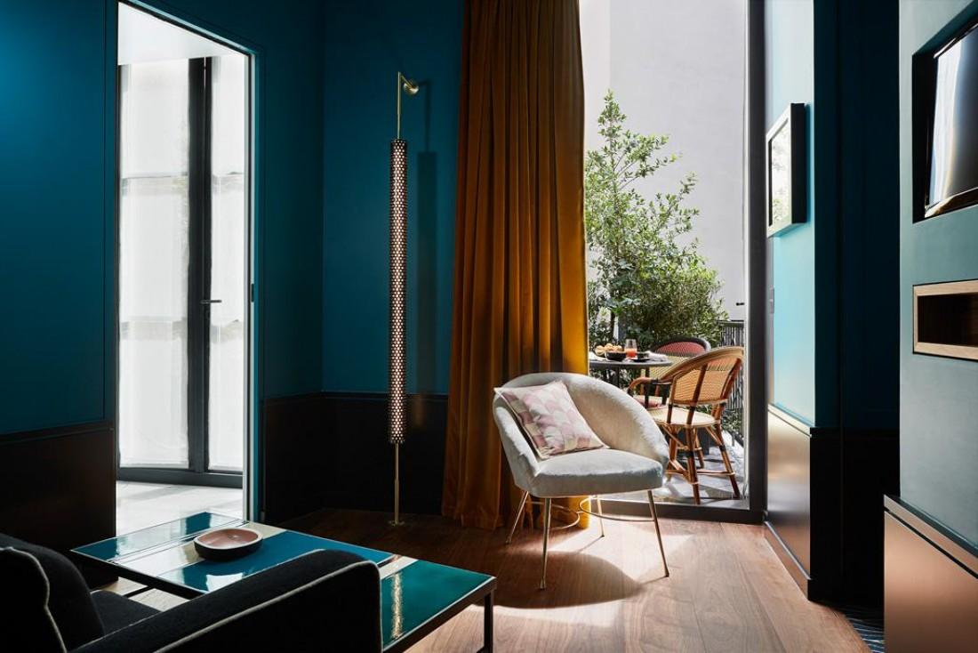Suite au Roch Hotel & Spa à Paris © DR
