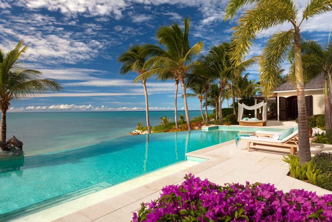 À Jumby Bay Island, océan à perte de vue, luxe et détente lors d'un séjour très exclusif  © DR