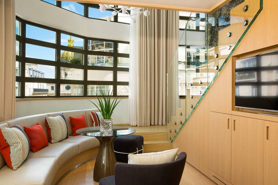 5 Codet, l'une des plus belles adresses du 7e arrondissement © Antoine Schramm