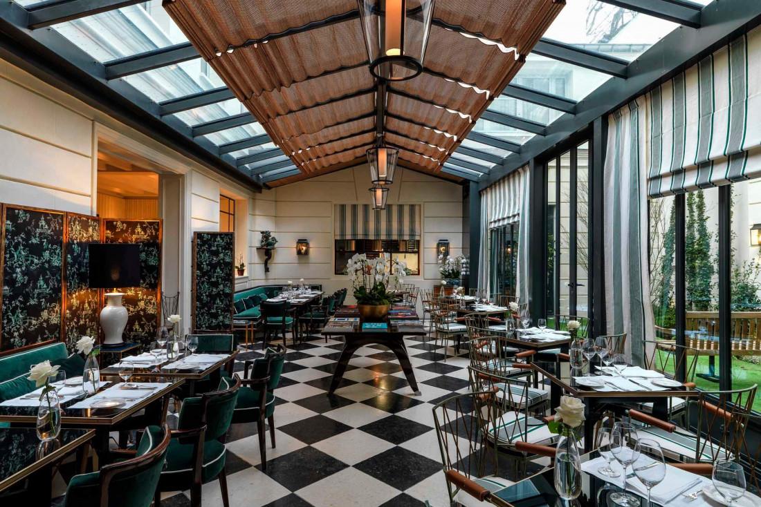 Le restaurant Casa Tua au JK Place Paris © DR