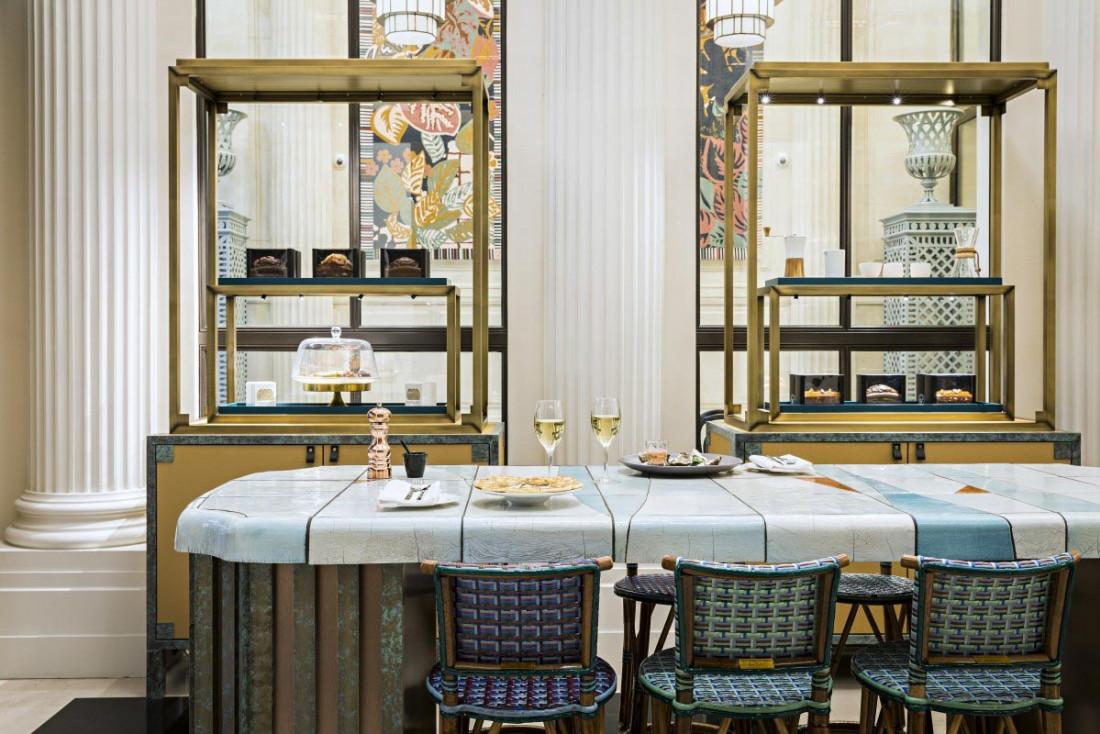 Le Café Scribe pour une gourmandise à deux pas de l'Opéra © Yann Deret