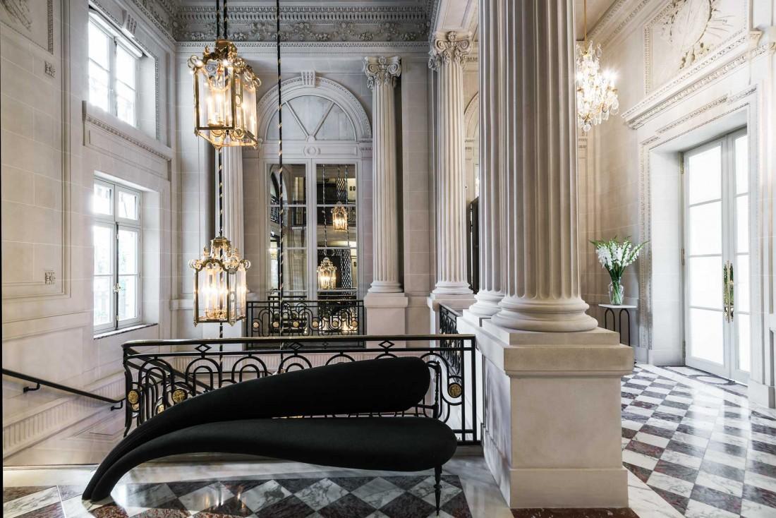 L'Hôtel de Crillon rouvre ses portes au public le 5 juillet 2017 après plus de quatre ans de rénovation intensive © © Hotel de Crillon, A Rosewood Hotel