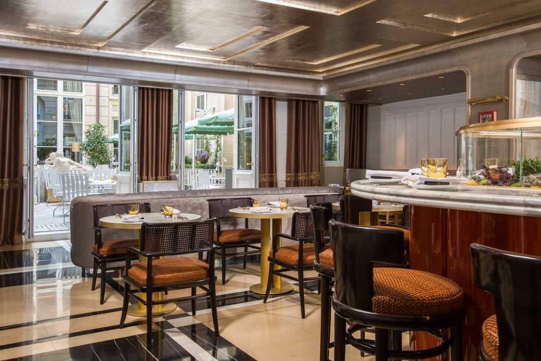 La Brasserie d'Aumont est l'un des deux nouveaux restaurants de l'Hôtel de Crillon © Hôtel de Crillon, A Rosewood Hotel