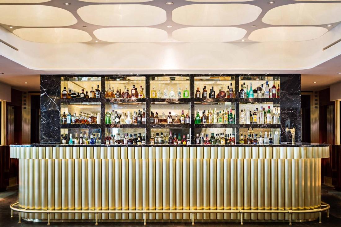 Le bar du Drugstore entièrement rénové © Yann Deret