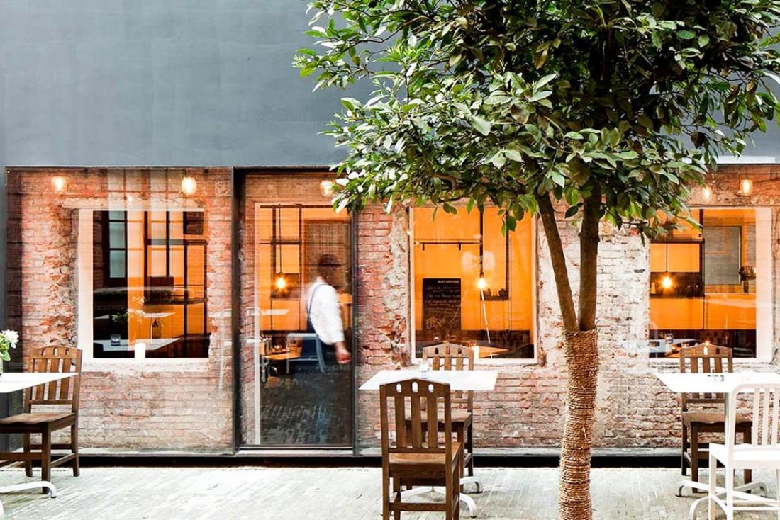 The Commune Social, seconde adresse à Shanghai du chef britannique Jason Atheron, a su s'imposer comme l'un des fers de lance du dynamisme de la scène gastronomique locale