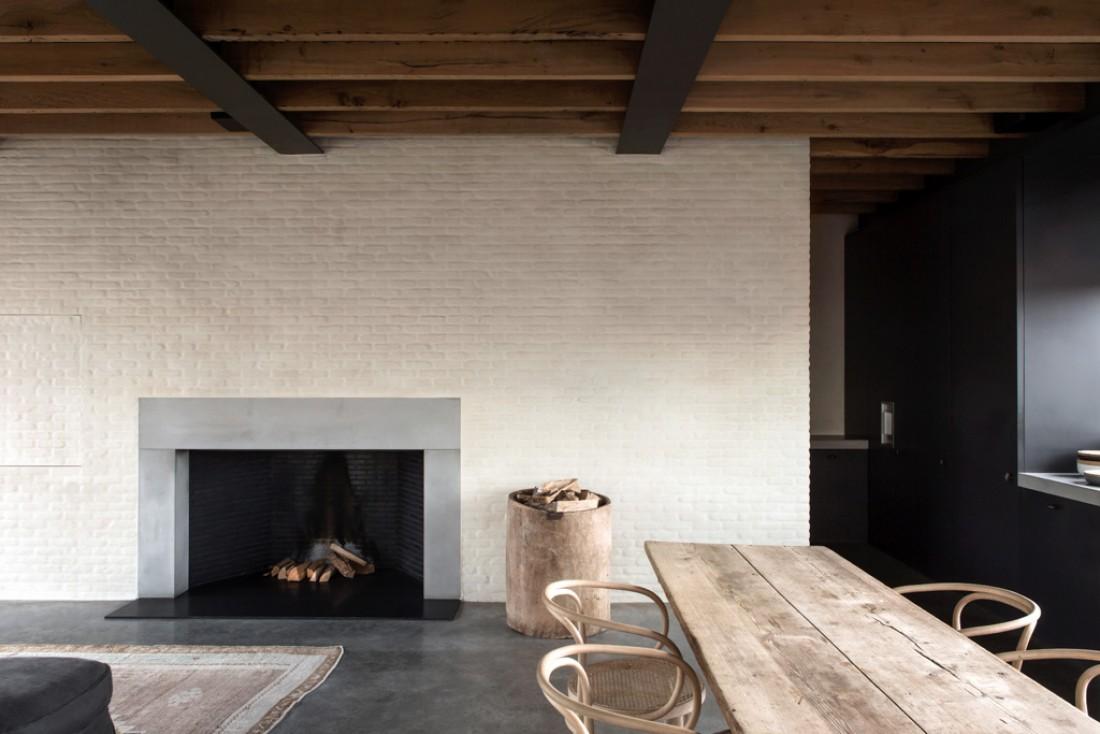 Cet appartement d'architecte a été imaginé par le belge Vincent van Duysen, une pointure © Graanmarkt 13