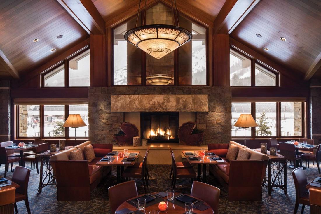 Ambiance chic et luxueuse au Four Seasons Resort and Residences Jackson Hole © Four Seasons