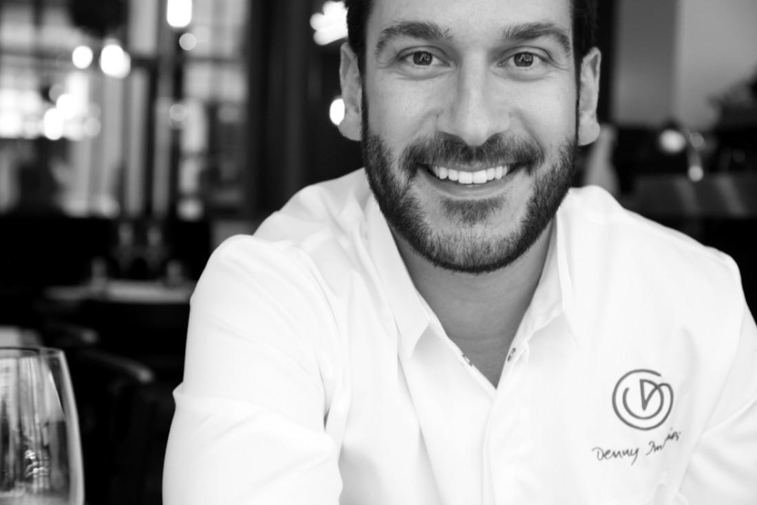 Le chef Denny Imbroisi © Maria Spera