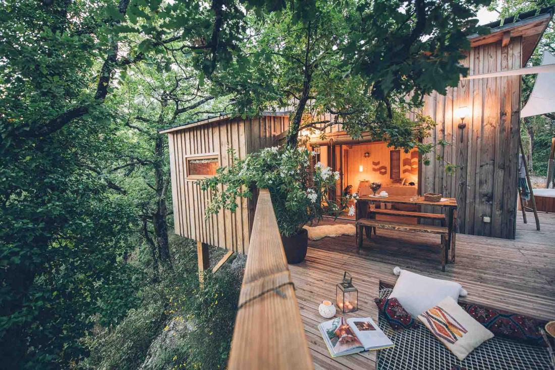 Pella Roca, Cabane & Spa est un domaine hors du commun © Max Coquard - @bestjobers - PELLA ROCA, Cabane & Spa - www.pella-roca.com