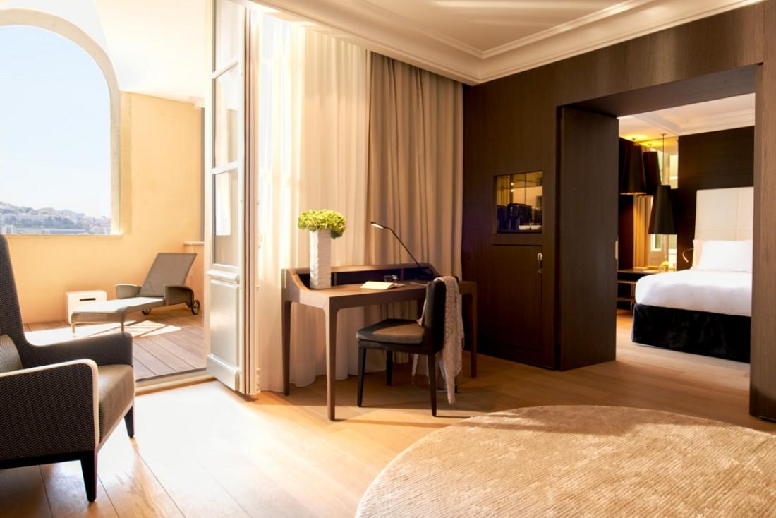 4 des Junior Suites disposent également de terrasses privées © IHG