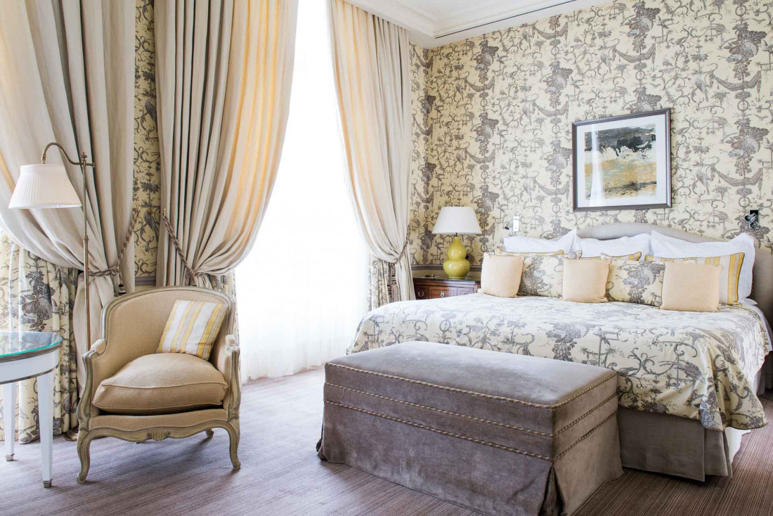 Le Domaine Les Crayères, la référence du luxe et du raffinement à Reims © Anne-Emmanuelle Thion