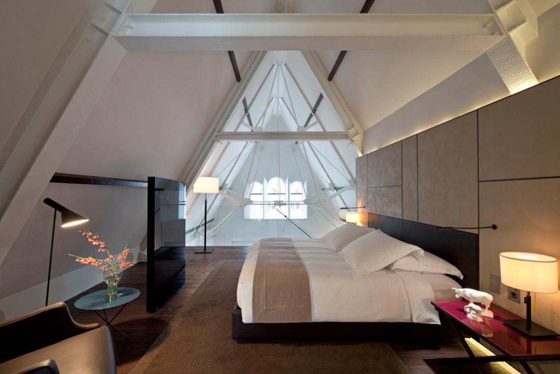 La Concerto Suite, l'une des suites signatures de l'hôtel @ Conservatorium Hotel