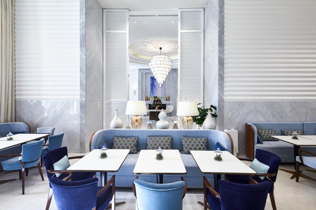 Le restaurant Version Originale de l'hôtel Martinez © JF Romero