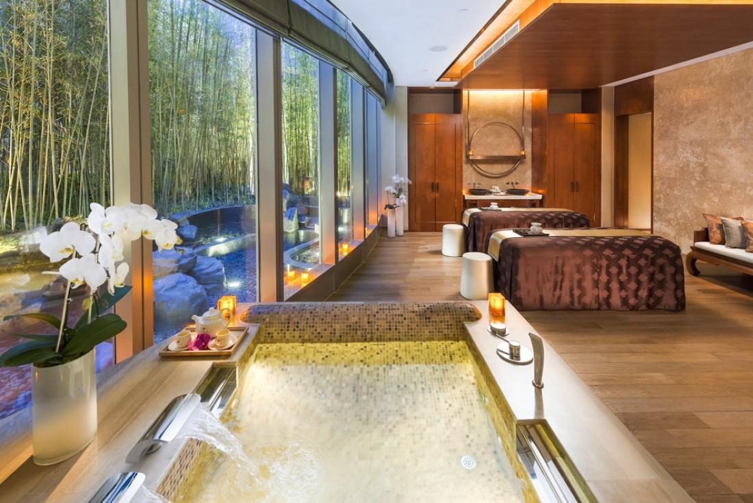Les suites VIP du spa offrent un luxe incomparable © MOHG