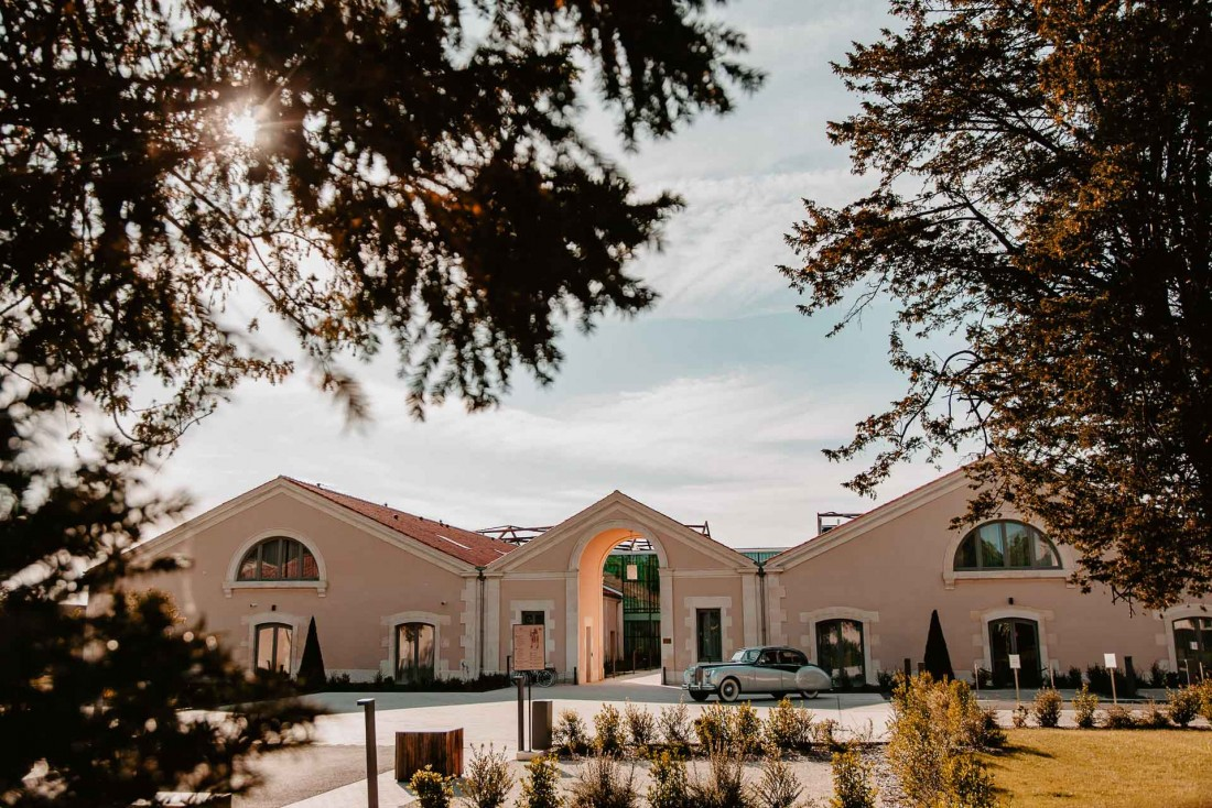 L'hôtel Chais Monnet est le seul 5-étoiles de Cognac en Charente © Jonathan Bruneteau