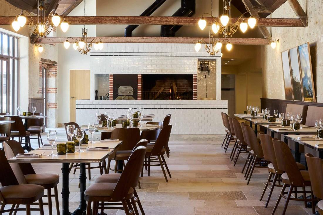 Le restaurant L'Auberge (cuisine bistronomique) © MP Morel