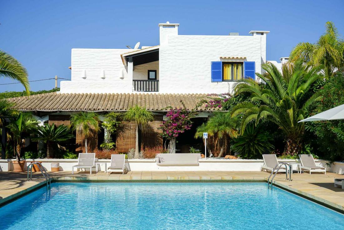 Le boutique-hôtel Paraíso De Los Pinos est l'une des plus jolies adresses où poser ses valises © MB   YONDER.fr