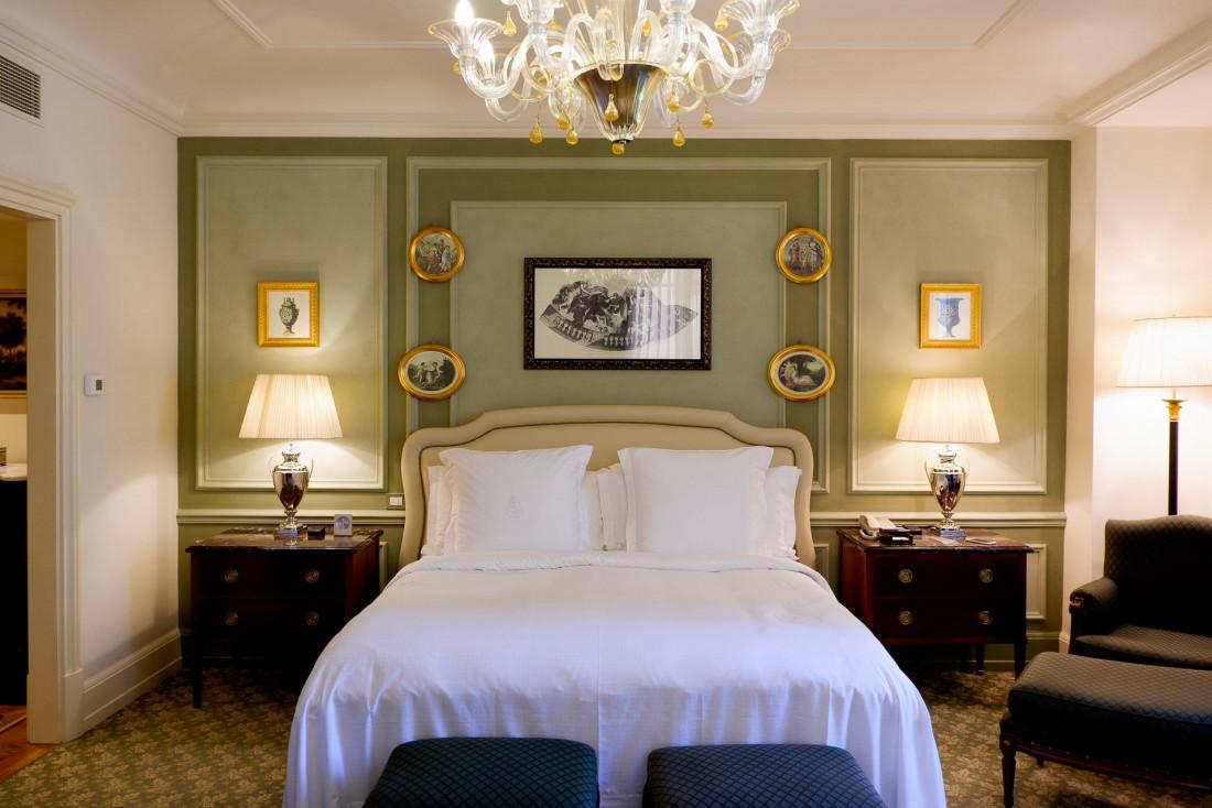 Four Seasons Hotel Firenze | Décor de la chambre 116 (Junior Suite) © DB|YONDER.fr