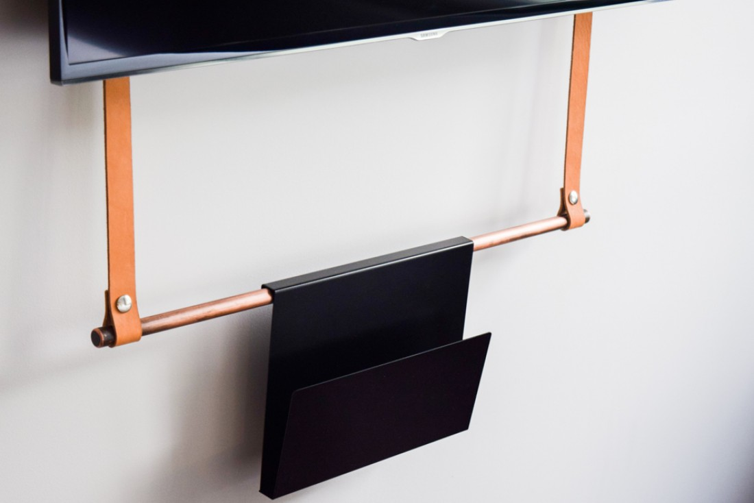 Design minimaliste dans les chambres © Yonder.fr