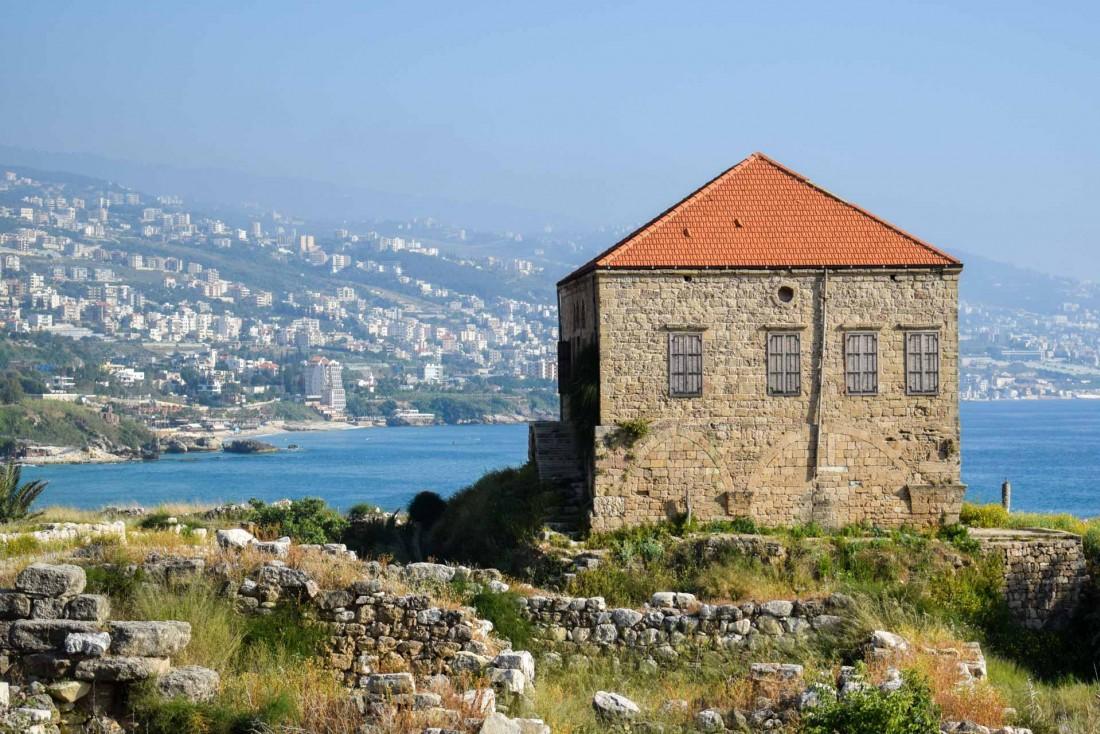 À moins d'une heure de route de Beyrout, Byblos est la destination idéale pour une excursion au bord de la mer © YONDER.fr
