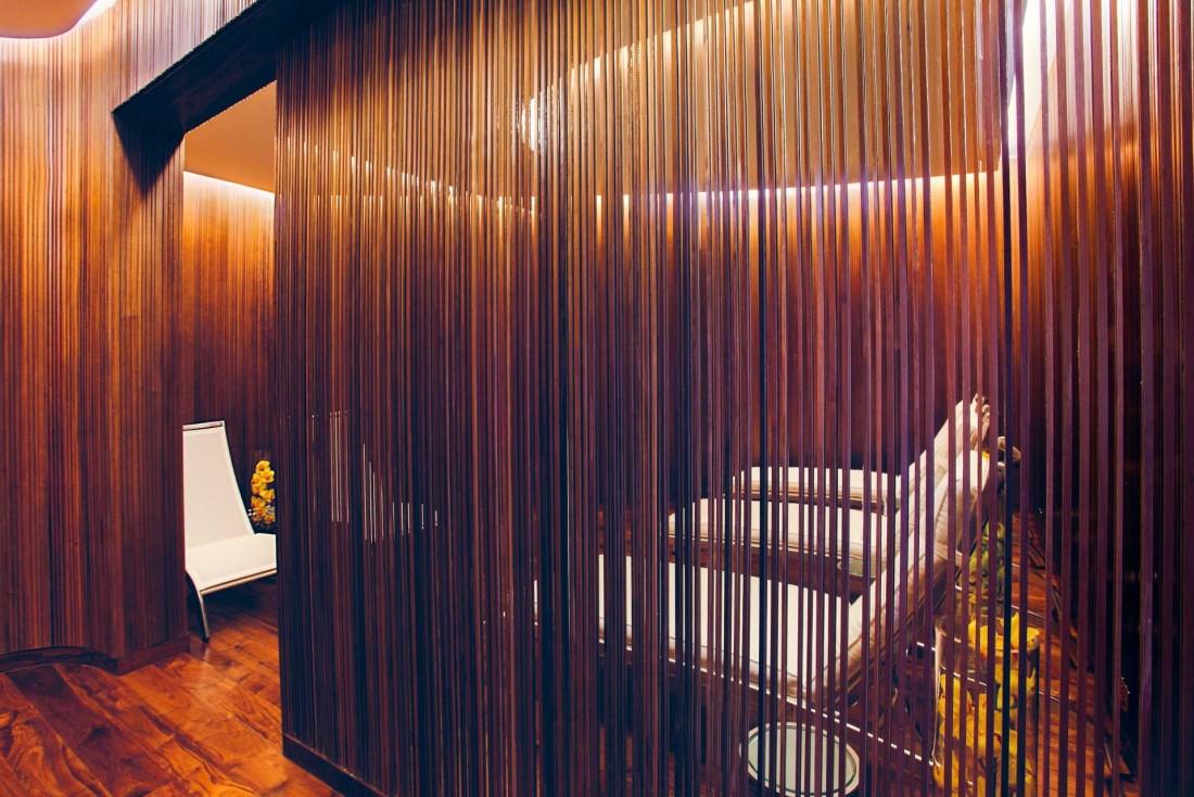 L'hôtel 5-étoiles dispose également d'un spa © Le Gray Beirut