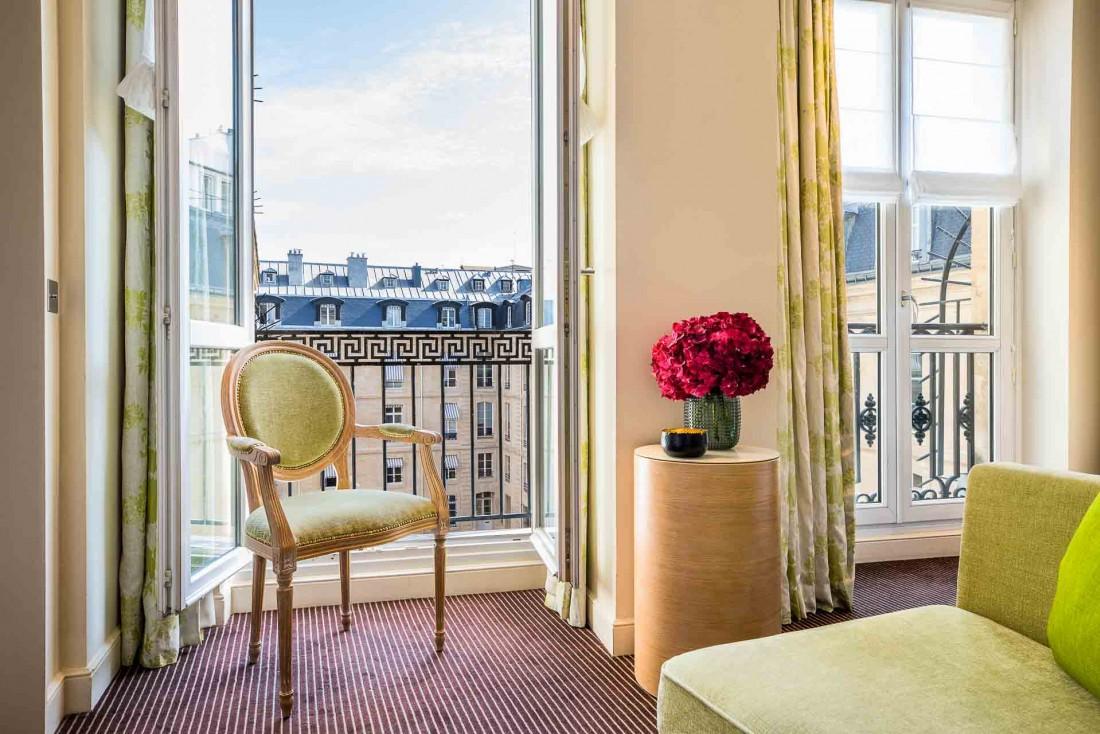 Grand Hôtel du Palais Royal | Chambre Deluxe © DR