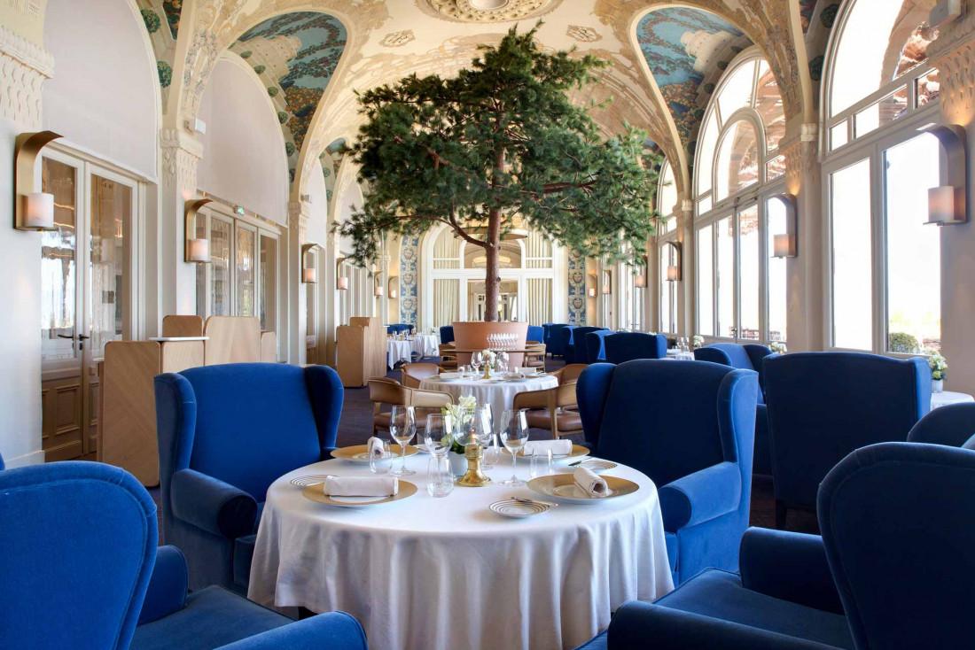 L'Hôtel Royal Evian, un hôtel de légende classé Palace © Royal Evian