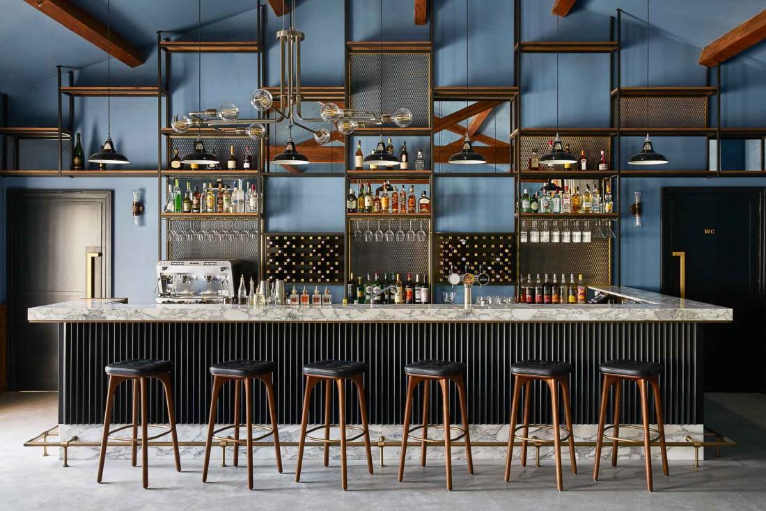 Ultimate Provence | Le bar © Francis Amiand