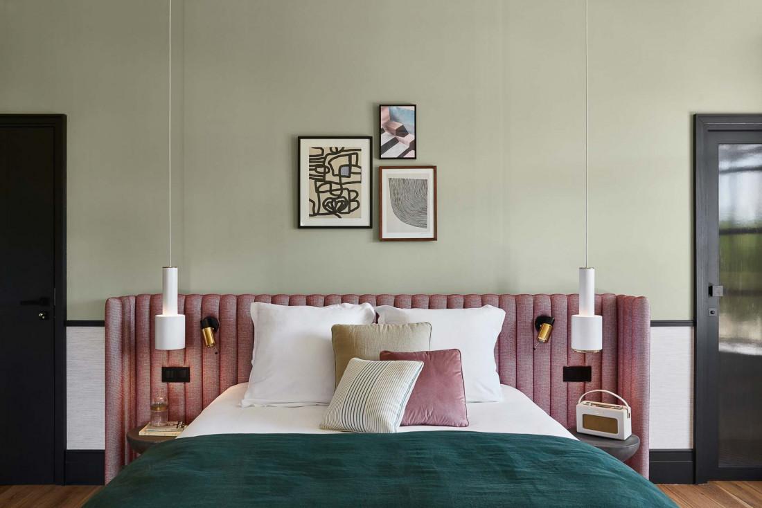 Ultimate Provence | Décor contemporain dans les chambres © Francis Amiand
