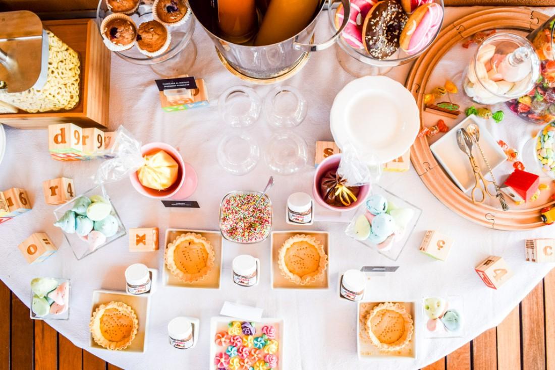 C'est ici qu'est servi chaque matin le petit-déjeuner, et notamment un buffet pour les enfants digne d'Alice au Pays des Merveilles © Yonder.fr