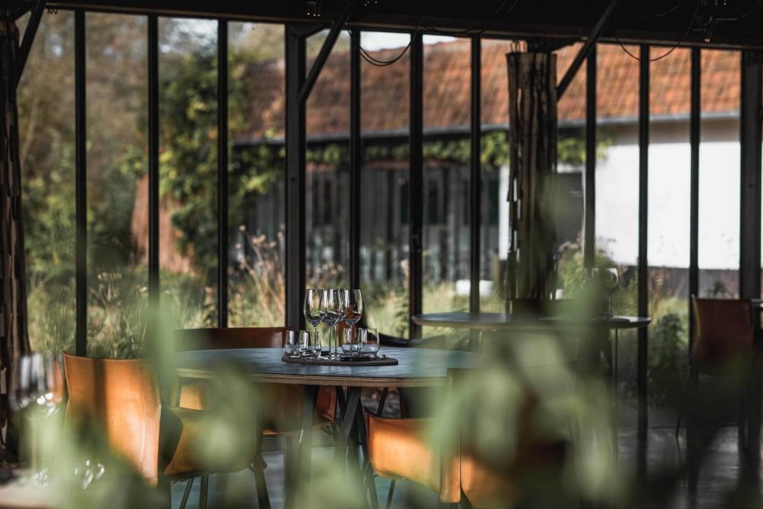 La Grenouillère du chef Alexandre Gauthier, et sa cuisine qui sublime le terroir de la Côte d'Opale © Studio papier aime mamie