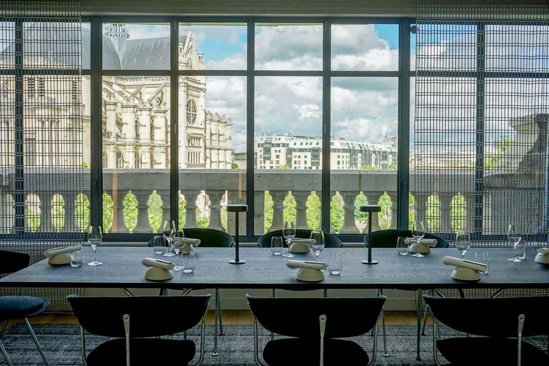 La Halle aux Grains à la Bourse de Commerce © MB|YONDER.fr