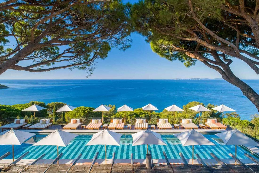 Lily of the Valley, un hôtel idyllique pour s'offrir une pause bien-être sur la Côte d'Azur © Aquanaute