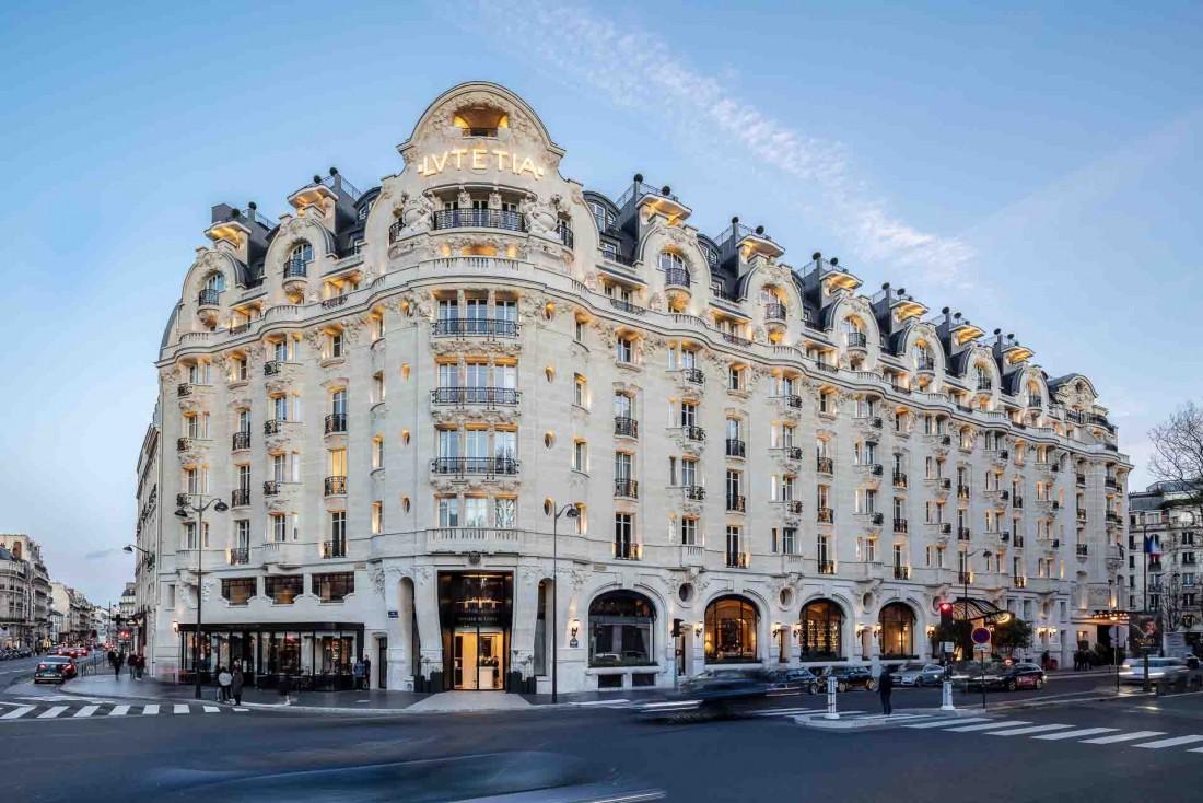 Le Lutetia, seul palace de la Rive Gauche à Paris © DR