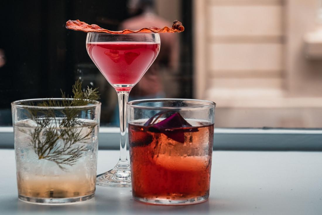 Les cocktails de Magniv (Paris 2e) © Shams