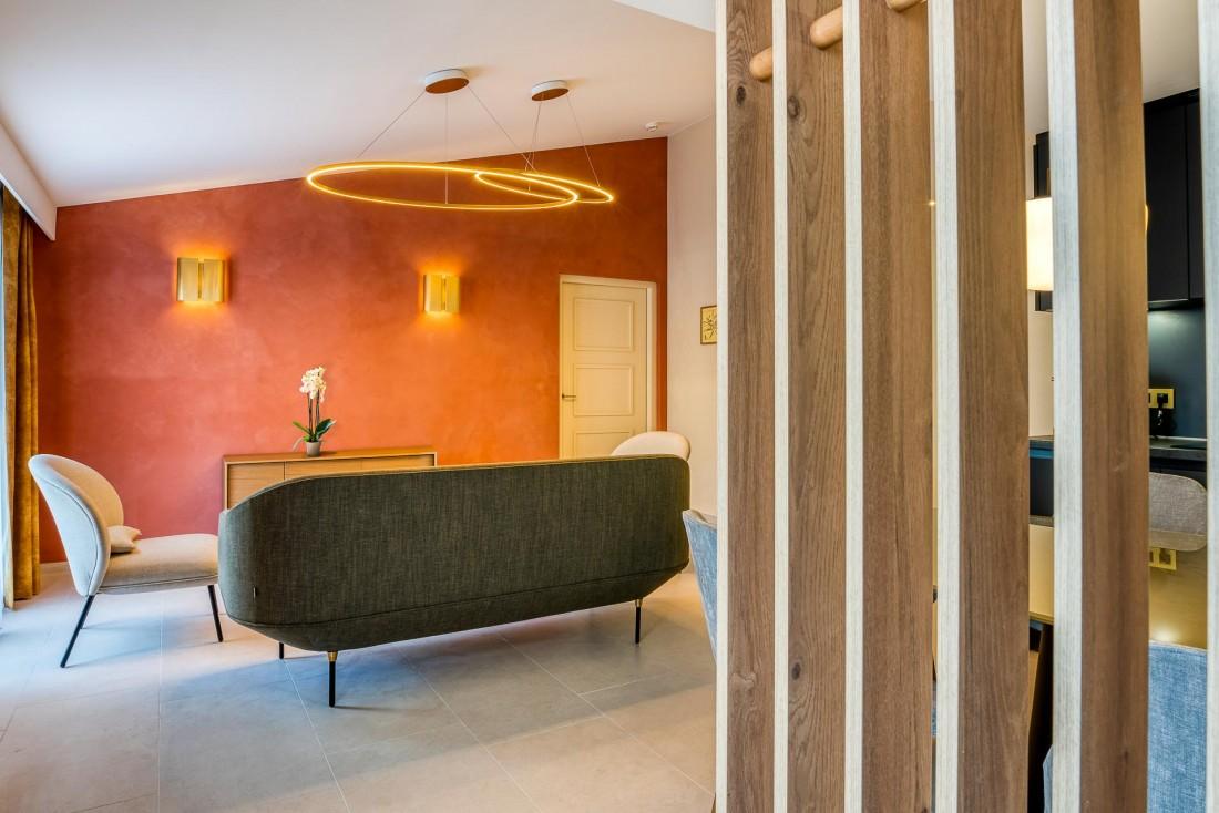 Outre ses chambres et suites, L'Imperator dispose de 8 maisons privatives, de 65 à 165 m2 © Alexis Anice