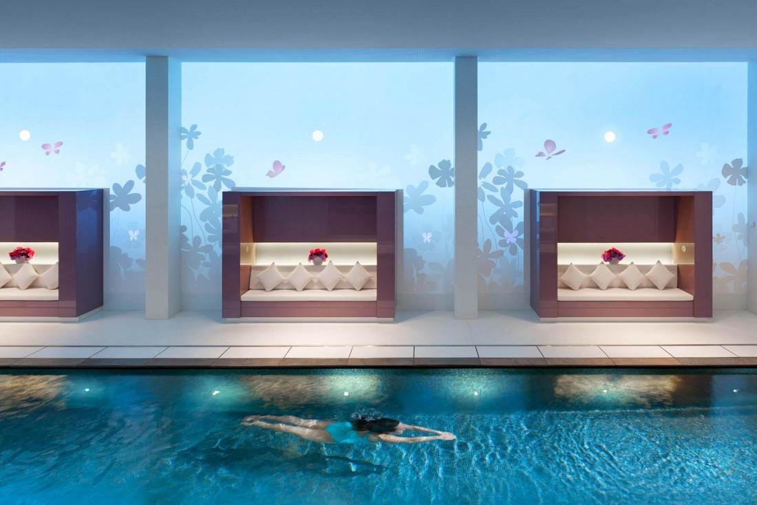 Le spa du Mandarin Oriental à Paris © DR