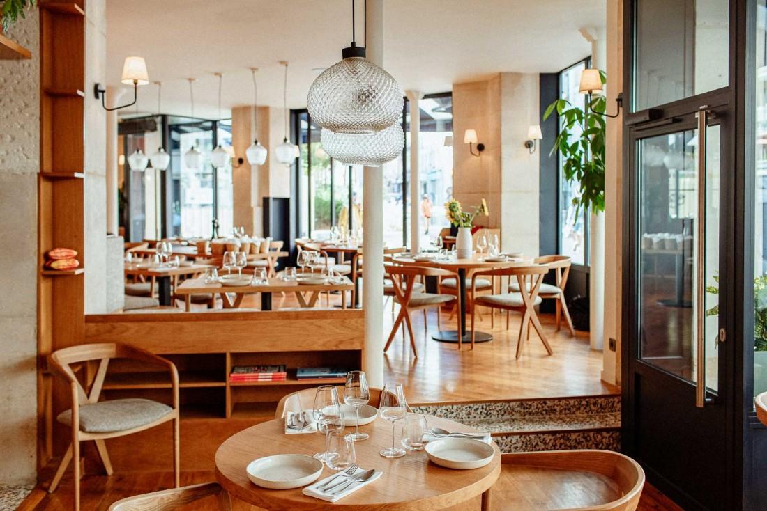 Marchon, le premier restaurant « néo-gastronomique » d'Alexandre Marchon innove pendant le confinement © PierGab