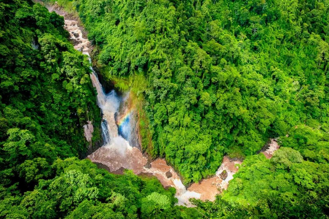 Le parc national Khao Yai National est reconnu pour sa nature luxuriante et ses cascades © DR