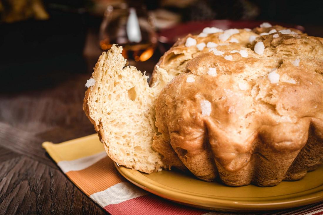 Le pastis landais, dessert traditionnel de la région © Yohan Espiaube