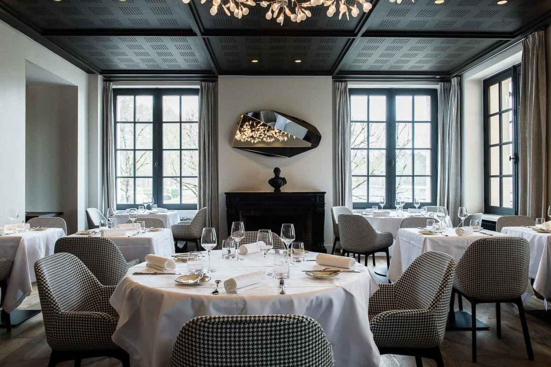 Le restaurant du Relais de Chambord © Anne-Emmanuelle Thion