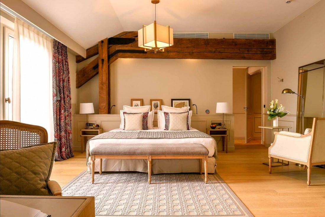 Les chambres du Chais Monnet, le nouvel hôtel 5-étoiles de référence à Cognac © Guillaume de Laubier