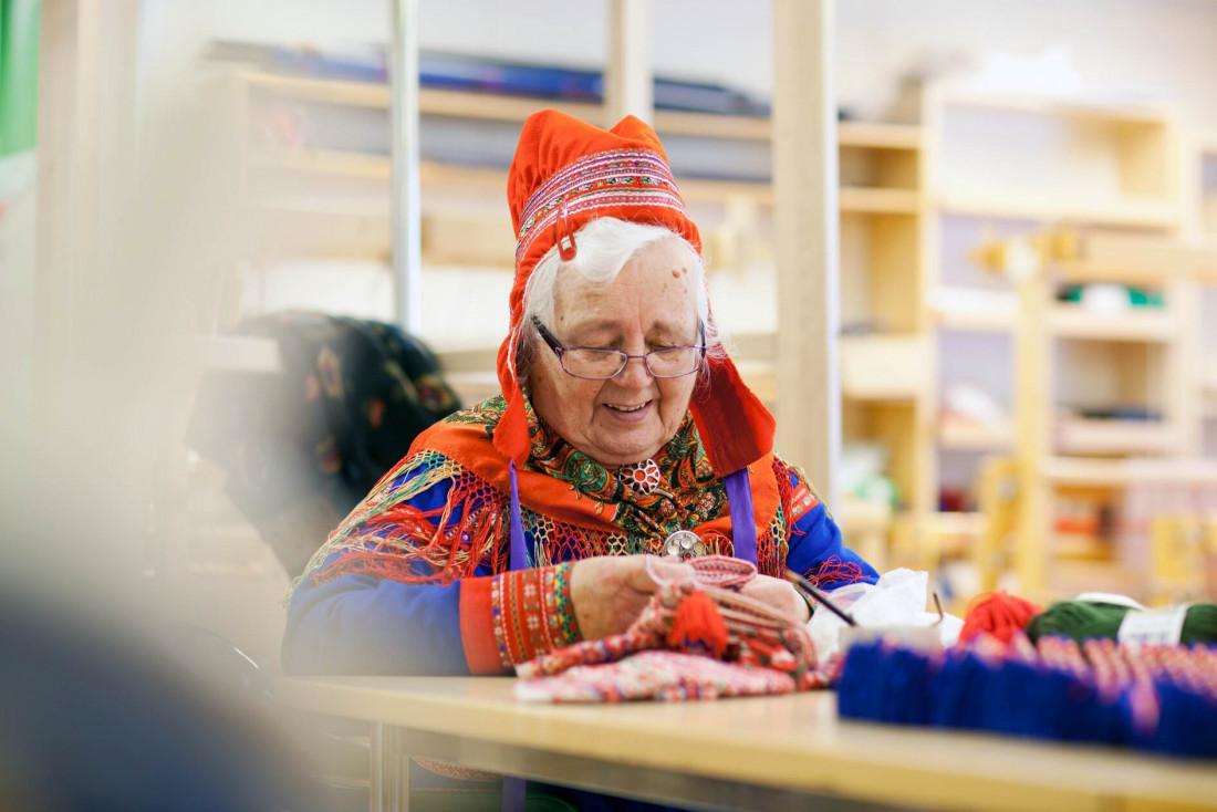 Seul peuple autochtone de l'Union européenne, les Samis vivent à l'extrême-nord de la Laponie © Riku Pihlanto - VisitFinland
