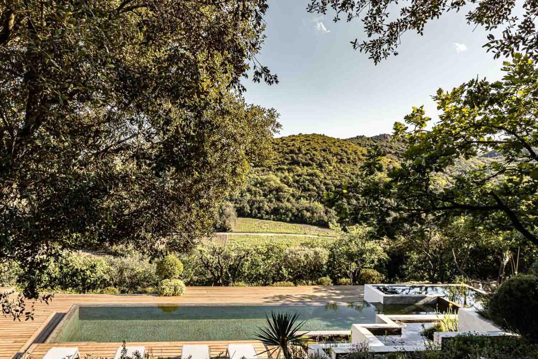 Souki Lodges & Spa | Piscine avec vue © MR. TRIPPER