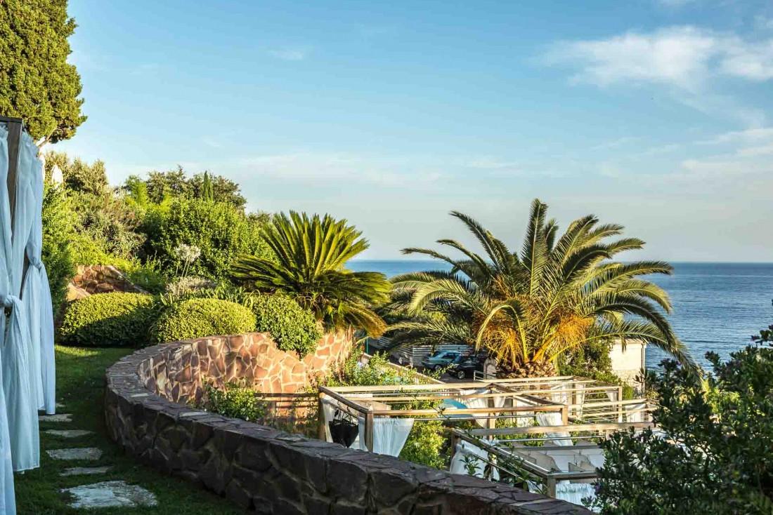 L'hôtel Tiara Yaktsa, une pépite intimiste sur la Côte d'Azur © DR