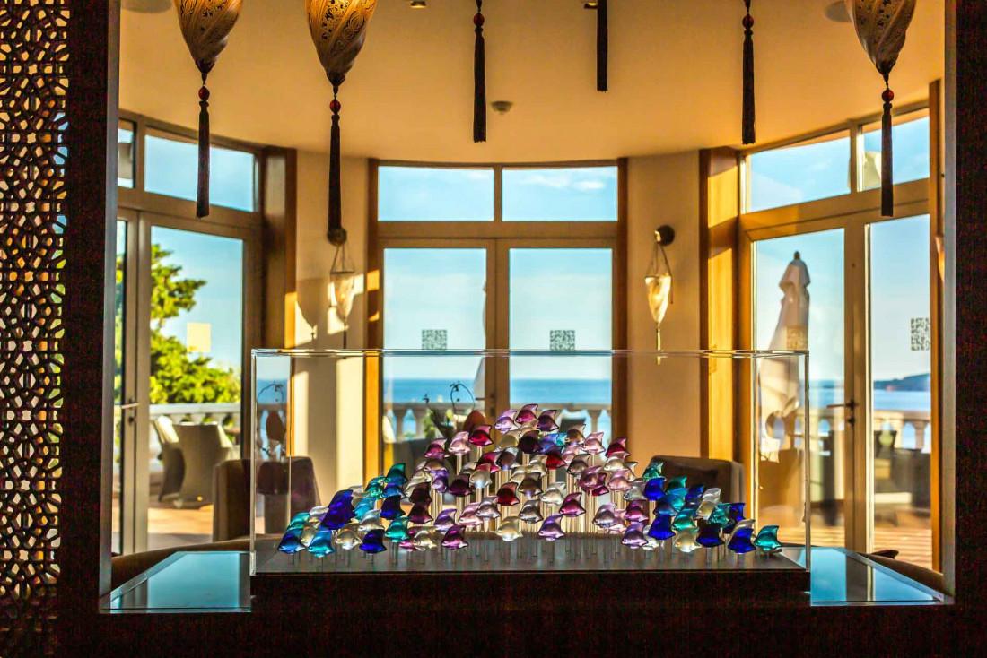 Hôtel Tiara Yaktsa   Détails de décoration © Magali Ancenay Agency