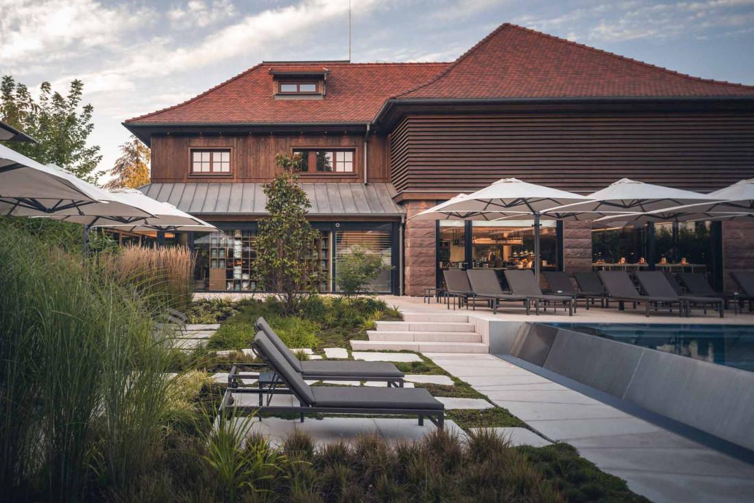 Le nouveau Yonaguni Spa au Parc Hôtel Obernai © Nis&For