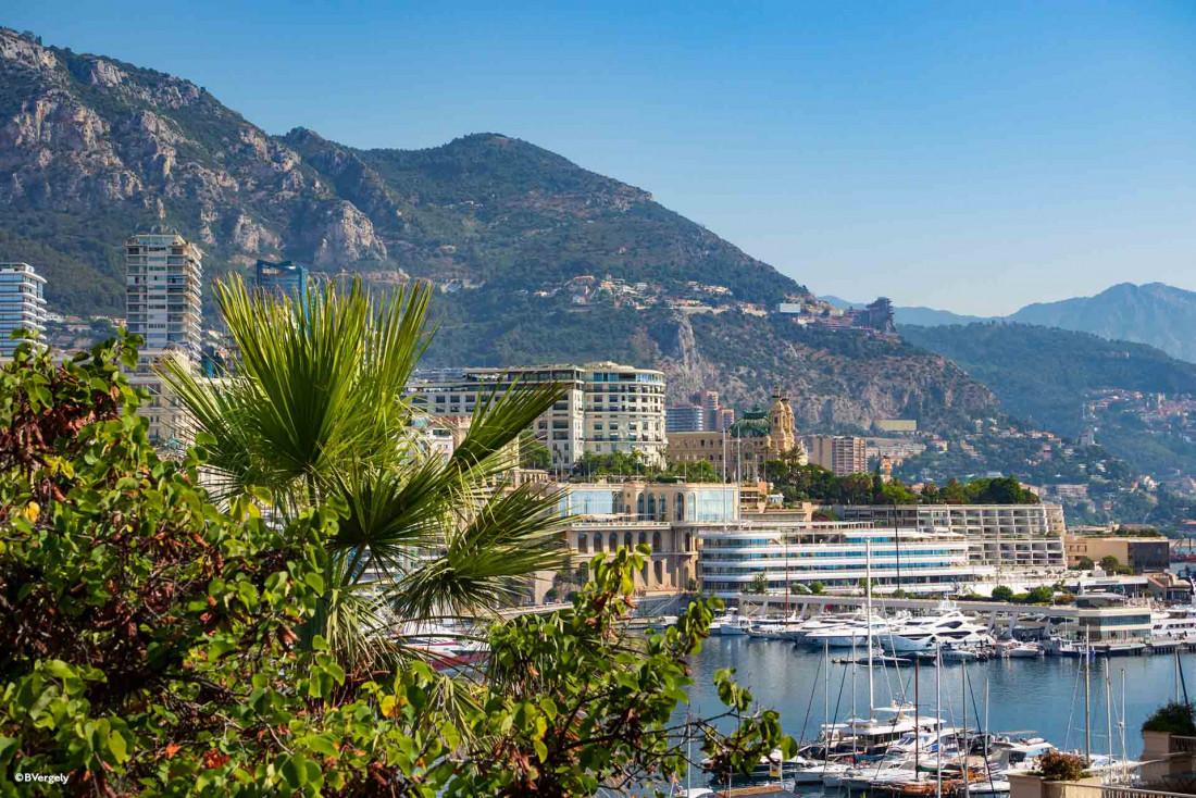 Le Yacht Club de Monaco © B. Vergely