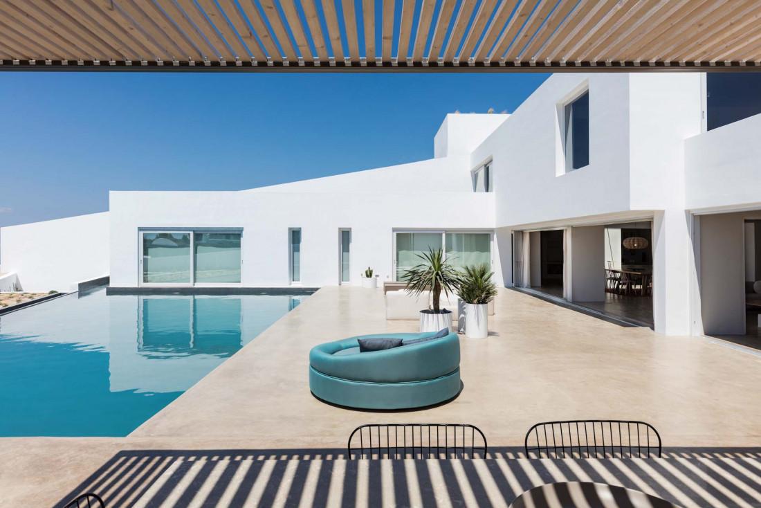 La Villa Eden, 6 chambres et sa propre piscine privée © Andronis Arcadia