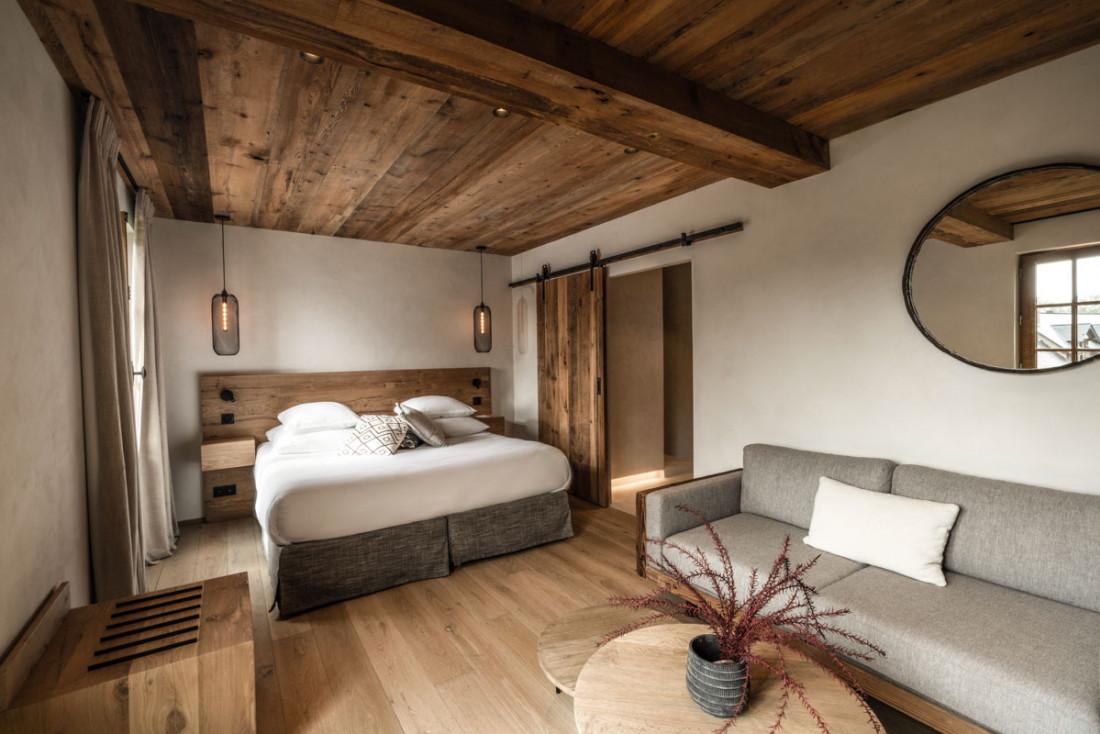 Des intérieurs chaleureux et cosy à l'Auberge de la Source, près d'Honfleur © les Collectionneurs